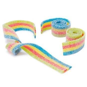 Rainbow Fizzy Belts 3