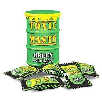 Toxic Waste Green 3