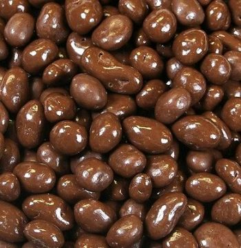 Chocolate Raisins 100g 3
