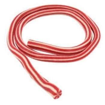 Giant Red & White Cable 2
