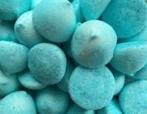 Blue paint balls marshmallows100g 6