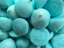 Blue paint balls marshmallows100g 4