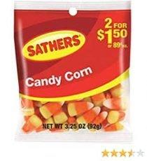 Candy Corn Savers 92g 6
