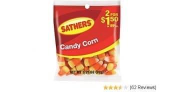 Candy Corn Savers 92g 4