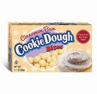 Cinnamon bun Cookie dough bites 3.1oz 3