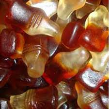 Cola Bottles small 100g 3