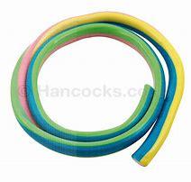 giant Rainbow cable 4