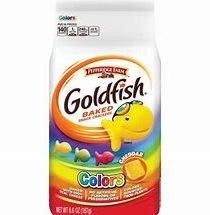 Goldfish Colours cheddar 6.6oz 6