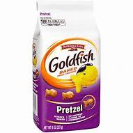 Goldfish Pretzel 8oz 3