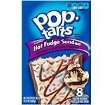 Pop Tarts Frosted hot fudge sundae x 8 3