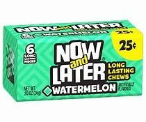 Now & Later Watermelon 9