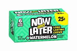 Now & Later Watermelon 4