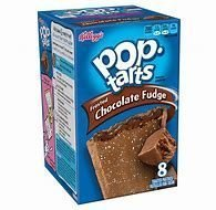 Pop Tarts Frosted chocolate fudge x 8 3