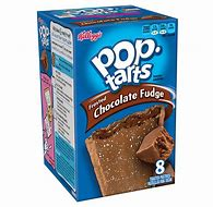 Pop Tarts Frosted chocolate fudge x 8 4