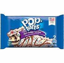 Pop Tarts Frosted hot fudge sundae x 2 3