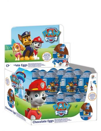 Paw Patrol Milk Chocolate Surprise Egg 3