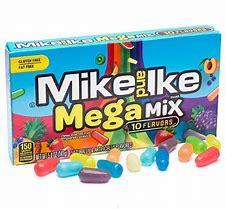 Mike and Ike mega mix 5oz 3