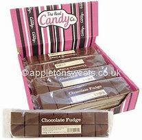 chocolate flavour fudge 150g 3