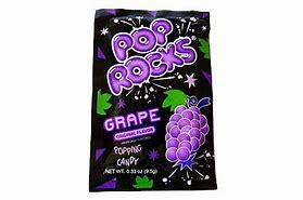 American pops rocks grape 3