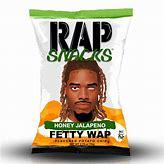 Rap snacks honey jalapeno fetty wap 3