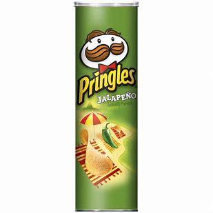 Pringles jalapeno 5.5oz 3
