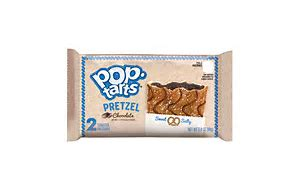 Pop tarts pretzel chocolate x 2 3