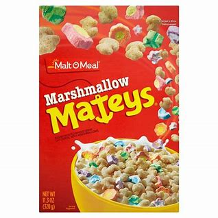 Malt-O-Meal Marshmallow Mateys Cereal 320G 3