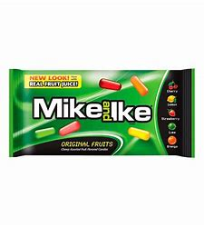 Mike and Ike Original fruits 1.8oz 3