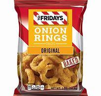 TGI Fridays onion rings 3
