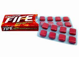 Dentyne Fire spicy cinnamon sugar free 16 pieces 3