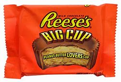 Reeses big cup 39g 3