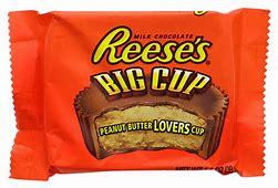 Reeses big cup 39g 3
