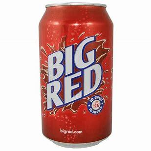 Big Red 355ml 3