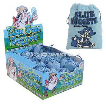 Blue gum nuggets 20g 2