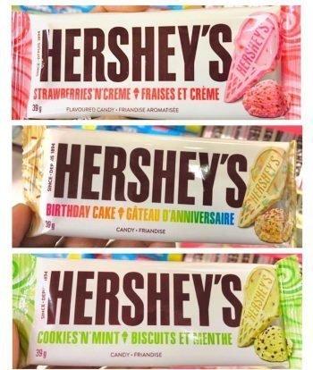 Hershey's Sprinkles n creme Birthday cake 3