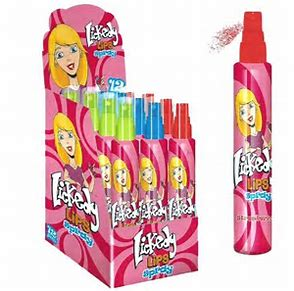 Lickedy lips spray strawberry 3