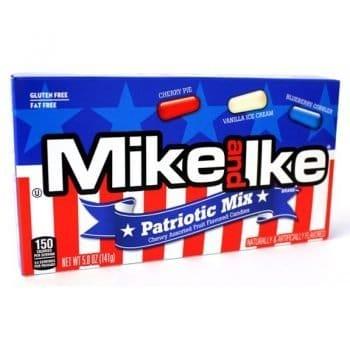 Mike & Ike - Patriotic Mix Theatre Box 5oz (142g) 3