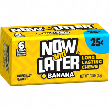 Now and Later chewy Banana 3