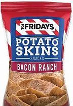 TGI Firdays potatoe skins bacon ranch 3