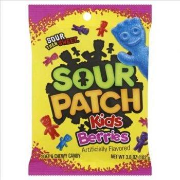 Sour Patch Kids Berries 7.2oz bag 3