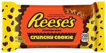 Reese's crunchy cookie big cup 3