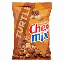 Turtle indulgent chex mix 8oz 3