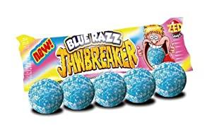 4 Pack Blue Razz Jawbreaker 3