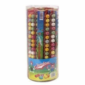 16 Bubblegum Ball Strip 3