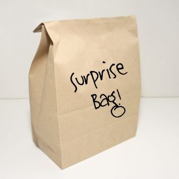 Kids Traditional and Novelty Sweet Surprise Bag 3