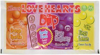 Swizzels Love Hearts Dip 3