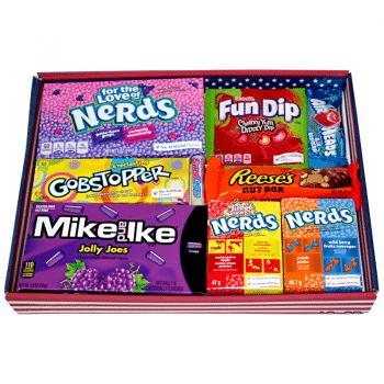 American Candybox hamper 3