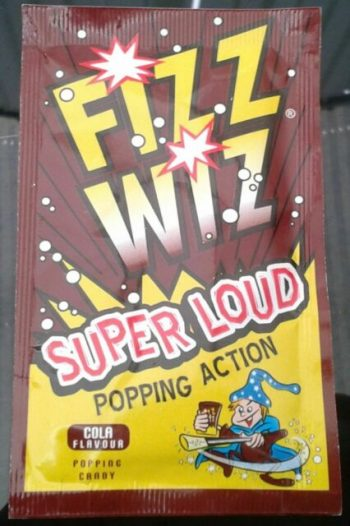 Fizz Wiz Popping candy - Cola Flavour 3