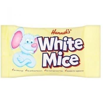 Hannah's White Mice 3