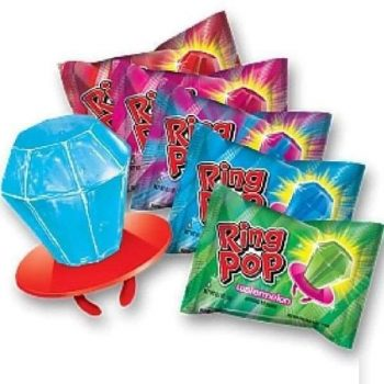 Ring Pop Assorted Flavours 3